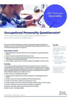 OPQ Flyer UK